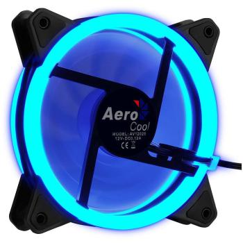 Lüfter 120mm AeroCool Rev Blue