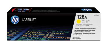 Toner HP CE322A - 128A - yellow