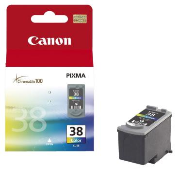 Tinte Canon CL-38 ip1800/iP2500