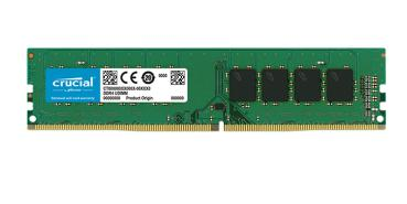 8GB DDR4 2666Hz Crucial  CL19 1,2VCT8G4DFS8266