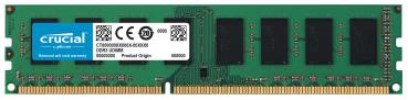 8GB DDR3 1600MHz Crucial Value 1,35V