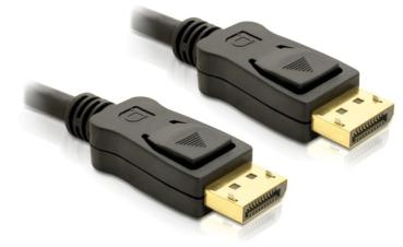 DisplayPort Kabel St./St. - 2m 82585