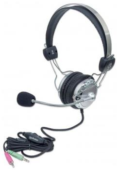 Headset Manhattan Slim Line - On-Ear