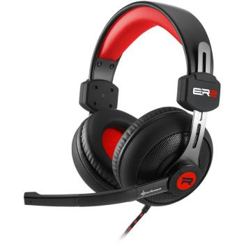 Headset Rush ER2 Red Rot