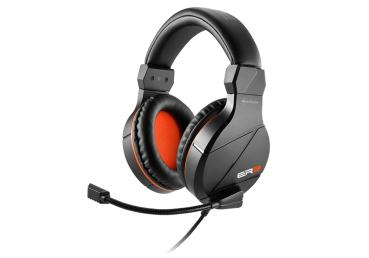 Headset Sharkoon Rush ER3 Black
