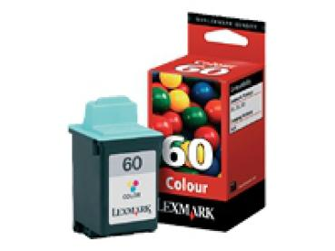 Tinte LEXMARK 60 - color