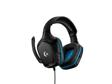 Headset Logitech Gaming G432 - Headset - 7.1-Kanal
