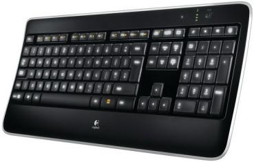Tas Logitech Wireless Illuminated Keyboard K800