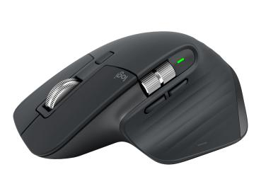 Maus Logitech Wireless MX Master 3 graphite
