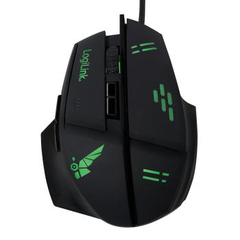 Maus LogiLink Gaming - optisch