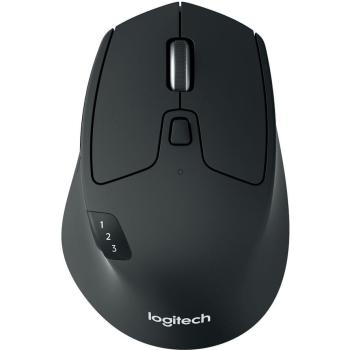 Maus Logitech Wireless Mouse M720 BT+Unifying