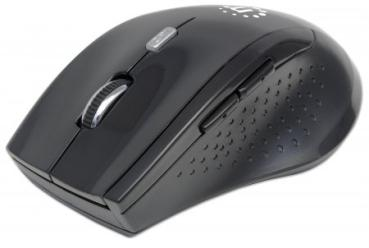 Maus Manhattan Wireless Curve, Laser, USB