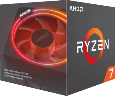 CPU AM4 AMD Ryzen 7 2700X 16MB 3,7-4,3 GHz 8C/16T 105W