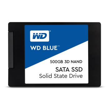 SSD 500GB WD Blue Sata3