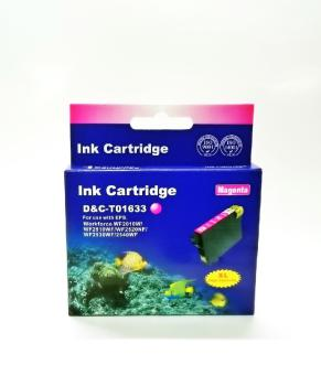 Tinte Epson 16XL magenta refilled 16ml