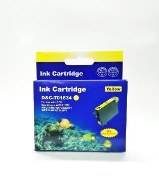 Tinte Epson 16XL yellow refilled 16ml