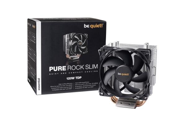 CPU-Kühler Be Quiet! Pure Rock Slim retail